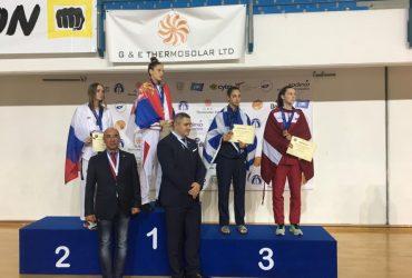 Serđa Stević - EJP 2017 - 1. mesto
